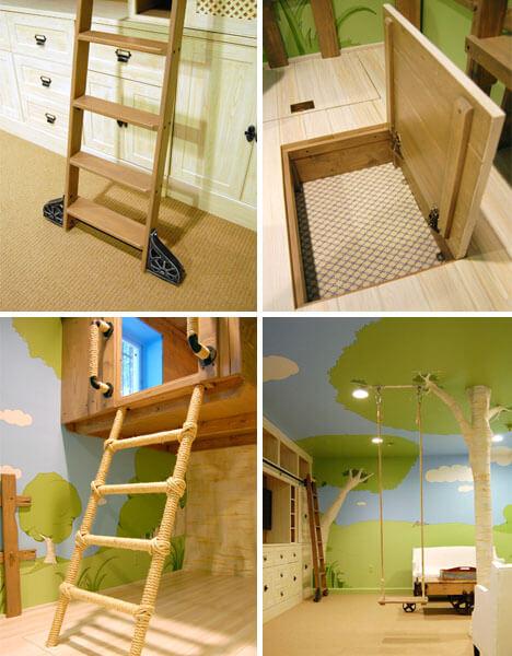Сказочный мир детских интерьеров