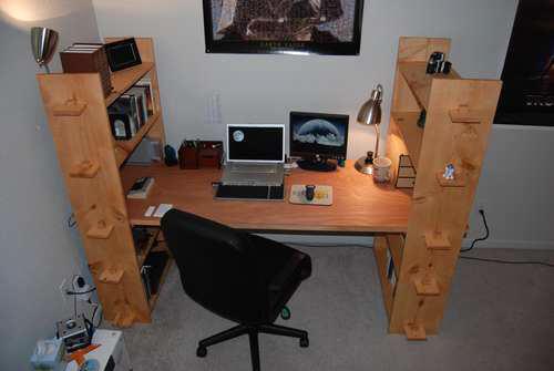 Мебель своими руками домашних условиях фото