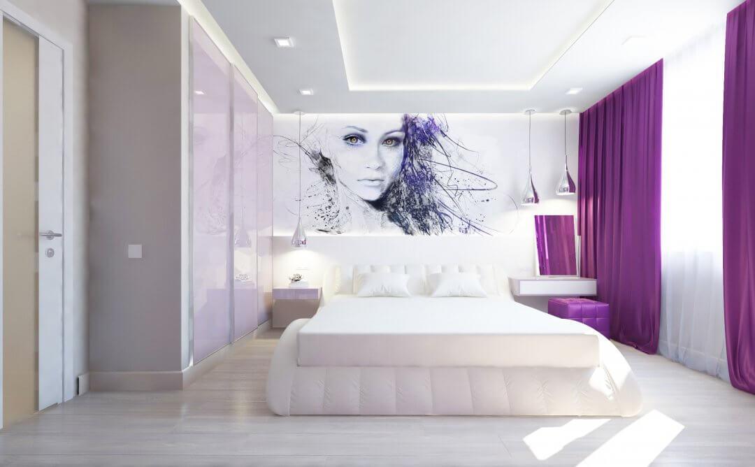Дизайн квартиры GL72 [ЖК Счастливый]